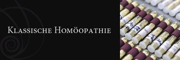 Klassische Homeopathie